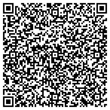 QR-код с контактной информацией организации Древстрой, ЧП