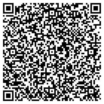 QR-код с контактной информацией организации МетаЛайн, ООО