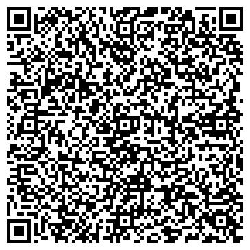 QR-код с контактной информацией организации Городок здоровья