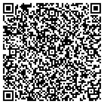 QR-код с контактной информацией организации МЕХА, ДУБЛЁНКИ, КОЖА