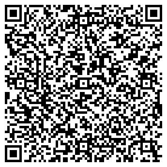 QR-код с контактной информацией организации Алена Морозова, ЧП