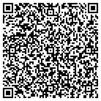 QR-код с контактной информацией организации Блу Бері ТОВ