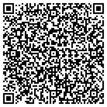 QR-код с контактной информацией организации EcoHouse (ЭкоХауз), ИП