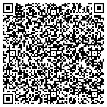 QR-код с контактной информацией организации Салон Cherry (Чери), ИП
