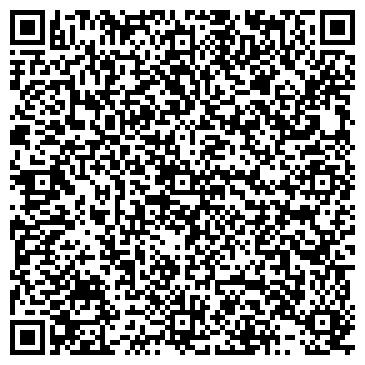 QR-код с контактной информацией организации AsiaInvestFirm (Азияинвестфирм), ТОО