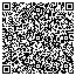QR-код с контактной информацией организации РОСТ ЭНЕРГО