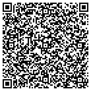 QR-код с контактной информацией организации ООО «Малина»