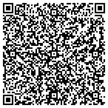 QR-код с контактной информацией организации ИП Дизайн интерьера