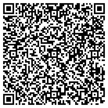 QR-код с контактной информацией организации ТЕХНОмебель