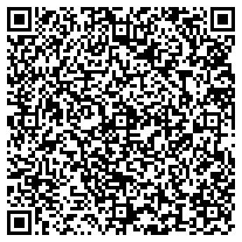 QR-код с контактной информацией организации ЧУП «Альфател»