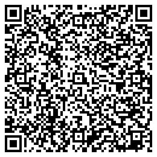 QR-код с контактной информацией организации VIA LATTEA