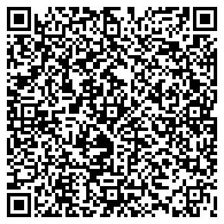 QR-код с контактной информацией организации theSky