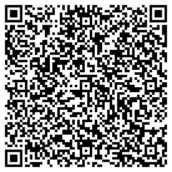 QR-код с контактной информацией организации ООО ТИТУЛПРОЕКТ