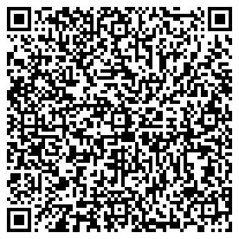 QR-код с контактной информацией организации Перестановка