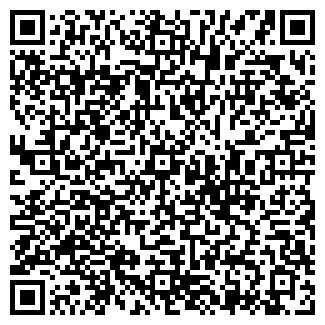 QR-код с контактной информацией организации Wood-мебель