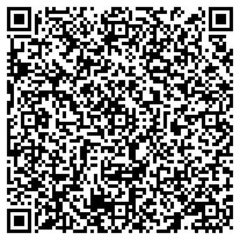 QR-код с контактной информацией организации АБК, ООО