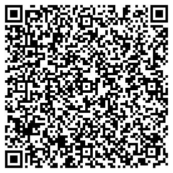 QR-код с контактной информацией организации Теплоресурс, ООО