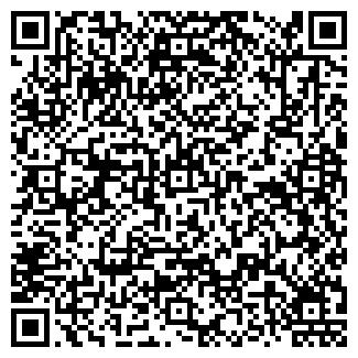 QR-код с контактной информацией организации YKK