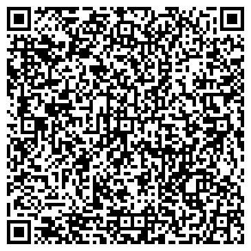 QR-код с контактной информацией организации ТД ФЕВ, ООО