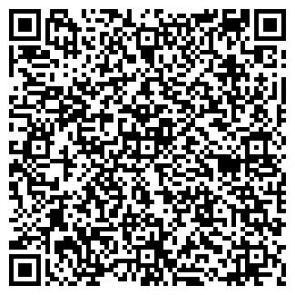 QR-код с контактной информацией организации ООО ТРИУМФ+