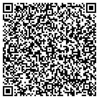 QR-код с контактной информацией организации Попов А. А., ЧП