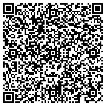 QR-код с контактной информацией организации ФИТНЕС ХОЛЛ