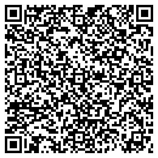 QR-код с контактной информацией организации Перо, ООО