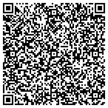 QR-код с контактной информацией организации АВТОЗАПЧАСТИ МАГАЗИН ООО САМАРА