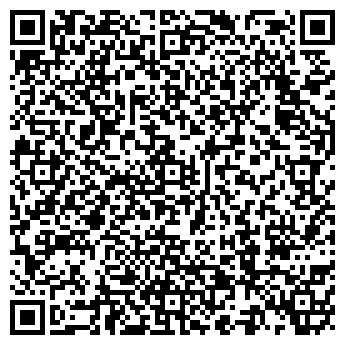 QR-код с контактной информацией организации АВТОЗАПЧАСТЬ МАГАЗИН