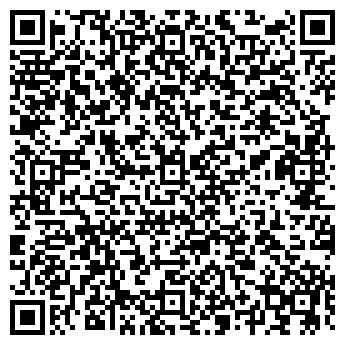 QR-код с контактной информацией организации Климат Лэнд, ИП