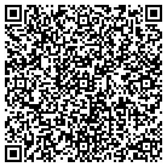 QR-код с контактной информацией организации ИНТЕРЗАПЧАСТЬ МАГАЗИН