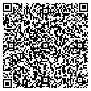 QR-код с контактной информацией организации Субъект предпринимательской деятельности ИП Федюшкин Е. Д.