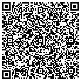 QR-код с контактной информацией организации Планета Стиля, ЧУП