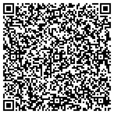 QR-код с контактной информацией организации Магазин мебели, Субъект предпринимательской деятельности