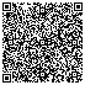 QR-код с контактной информацией организации ИНТЕРКОН, ЗАО