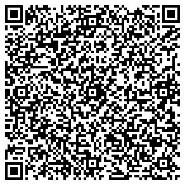QR-код с контактной информацией организации Палитра, ЧП