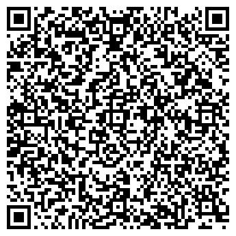 QR-код с контактной информацией организации КиевМетСервис, ООО