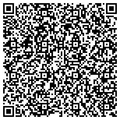 QR-код с контактной информацией организации ЦЕНТР ПО НЕДВИЖИМОСТИ ПО ВКО РГП, СЕМИПАЛАТИНСКИЙ ФИЛИАЛ