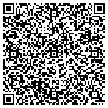 QR-код с контактной информацией организации BLESK (Блеск), СПД