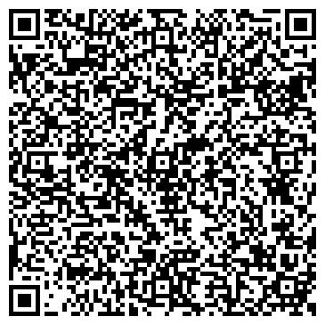QR-код с контактной информацией организации Интернет магазин -