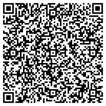 QR-код с контактной информацией организации ФЛП Чернявская М. В.