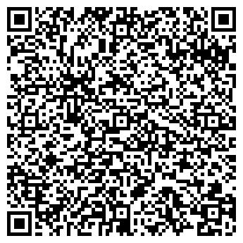 QR-код с контактной информацией организации Мегатонсервис, ООО
