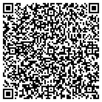 QR-код с контактной информацией организации Техноклас, ООО