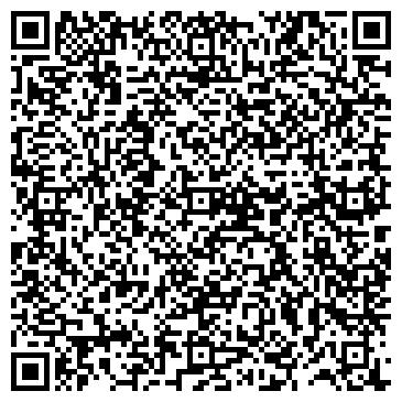 QR-код с контактной информацией организации Каскад Сервис, ЧП