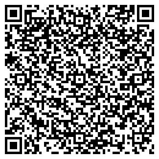 QR-код с контактной информацией организации ДЕЛЬФИН-ТРАНС