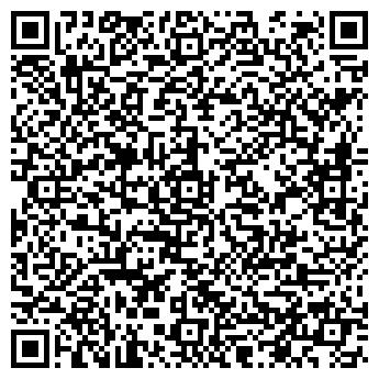 QR-код с контактной информацией организации АВС Office, ООО