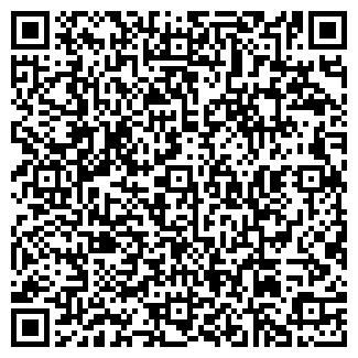 QR-код с контактной информацией организации КЛЕОН