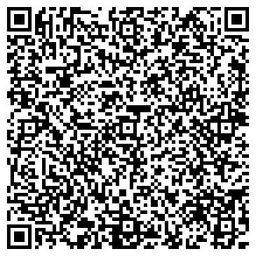 QR-код с контактной информацией организации PH Market, Интернет магазин