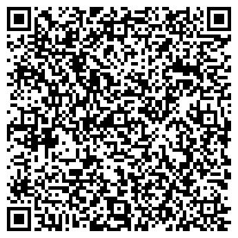 QR-код с контактной информацией организации Ауреа Вижн