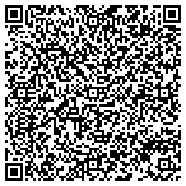 QR-код с контактной информацией организации БанкИнтерСервис, ООО
